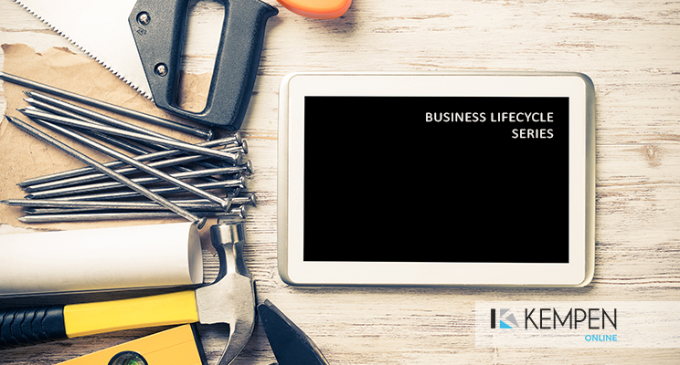 THE KEMPEN BUSINESS LIFECYCLE SERIES | 2. LAUNCH TIME